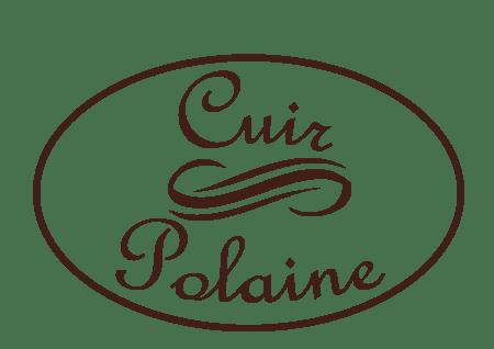 Logo Cuir Polaine Artisan d'Art Maroquinier Sandalier en Cévennes