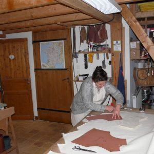 Toute l'histoire de l'Atelier Cuir Polaine, artisan maroquinier sandalier en Cévennes depuis 1993 - 13