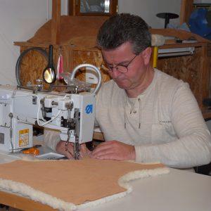 Toute l'histoire de l'Atelier Cuir Polaine, artisan maroquinier sandalier en Cévennes depuis 1993 - 11