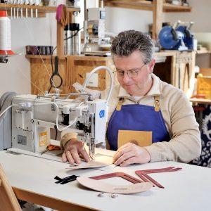 Storytelling de Cuir Polaine Artisan cuir et laine en Cévennes 2