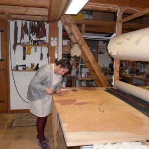 Toute l'histoire de l'Atelier Cuir Polaine, artisan maroquinier sandalier en Cévennes depuis 1993 - 4