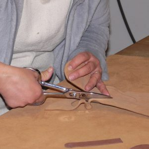 Toute l'histoire de l'Atelier Cuir Polaine, artisan maroquinier sandalier en Cévennes depuis 1993 - 3