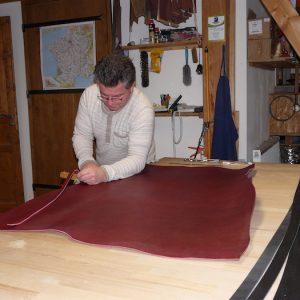 Toute l'histoire de l'Atelier Cuir Polaine, artisan maroquinier sandalier en Cévennes depuis 1993 - 7