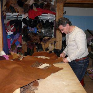 Toute l'histoire de l'Atelier Cuir Polaine, artisan maroquinier sandalier en Cévennes depuis 1993 - 8