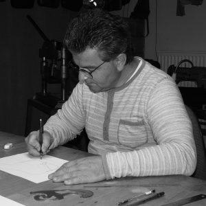 Olivier de l'Atelier Cuir Polaine